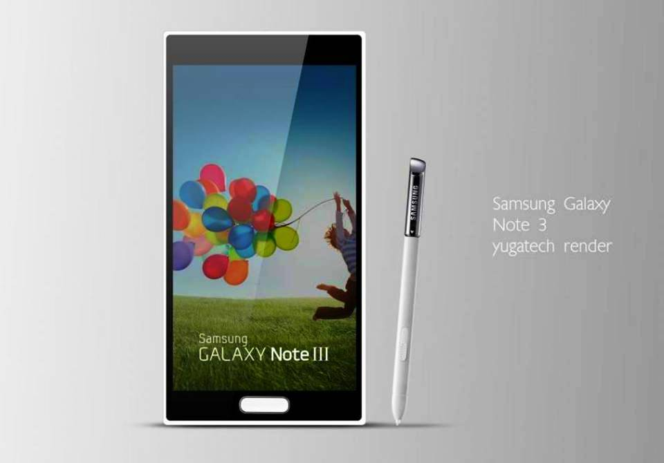Top 10 Features of Samsung Galaxy Note 3