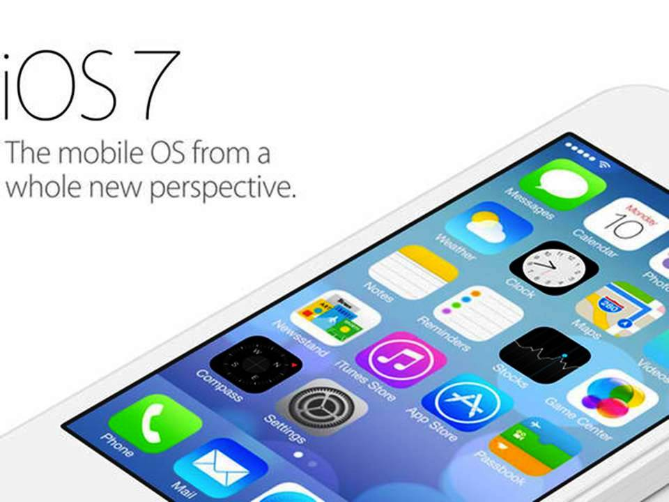 features of iOS 7 for iPhone