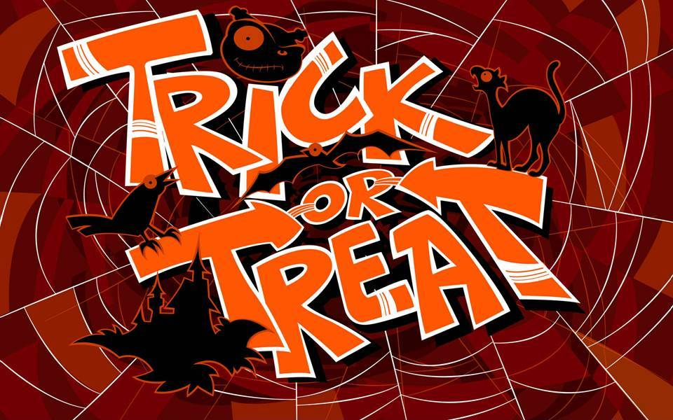 Top 10 trick or treat for children