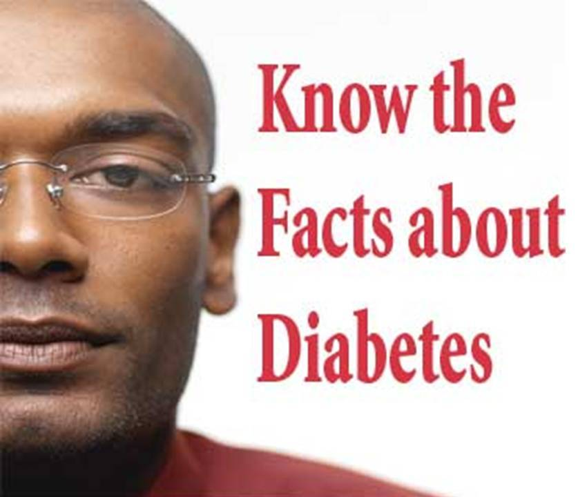 important facts for diabetics