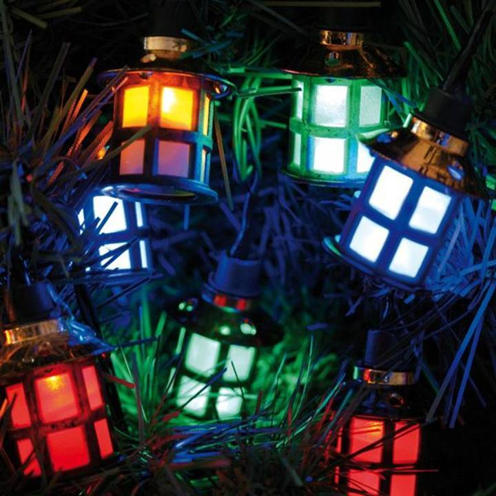 Top 10 Unique Christmas Indoor Lanterns