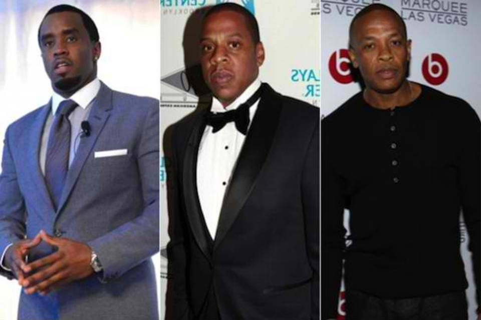 Top 10 Wealthiest Hip Hop Artists 2013