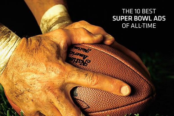 Top 10 best super bowl ads