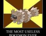 useless pokemon list