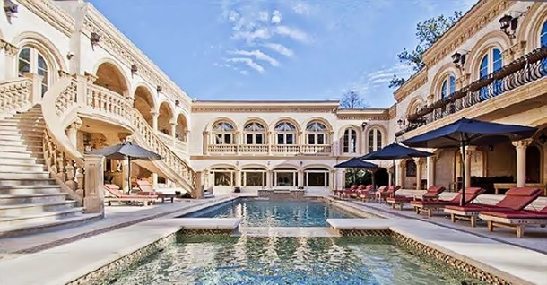 Top 10 Most Expensive Billionaire Homes in the World 2014
