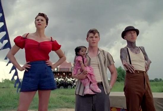 Recap Top 10 American Horror Story Freak Show Characters Spoiler Alert