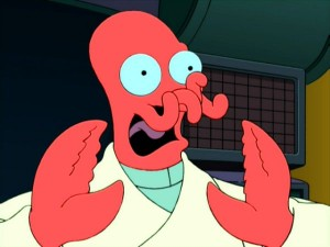 v zoidberg 300x225 Top 10 Voices Behind The Cartoons We Know and Love