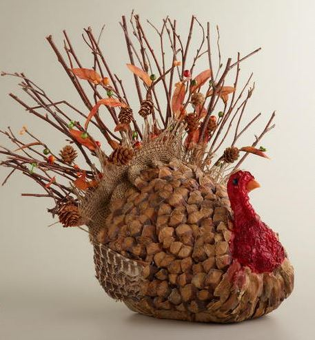 Natural-Turkey-Decoration-for-Thanksgiving