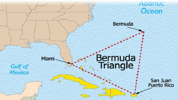 Top 10 Most Amazing Facts about Bermuda Triangle