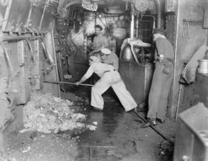 Stokers_at_work_on_HMAS_Australia_IWM_Q_18773