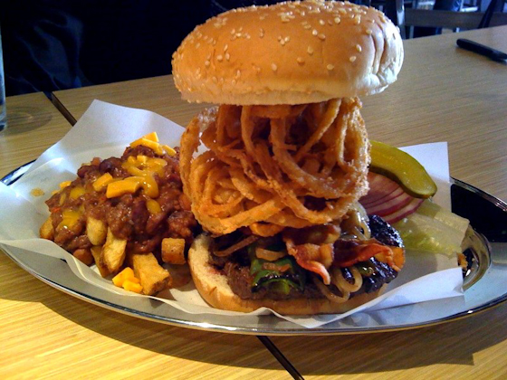 10 Weird Hamburgers