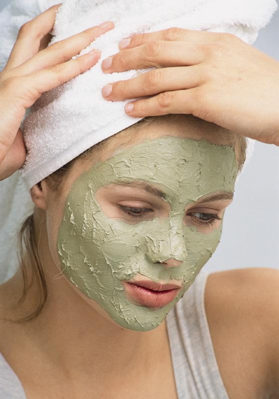 Fleur-Marine-Maske