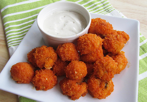 Oven-Fried-Buffalo-Goat-Cheese-Balls