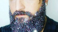 10 Weird Glitter Beards