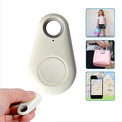 FOSHAN-MINGZE-iTag-Smart-Anti-Lost-Alarm-Bluetooth-Remote-Shutter-GPS-Tracker-for-Kids-Keys-Pets-White-0