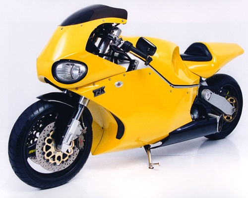 MTT y2k Turbine Superbike Top 10 Fastest Motorbikes in the World