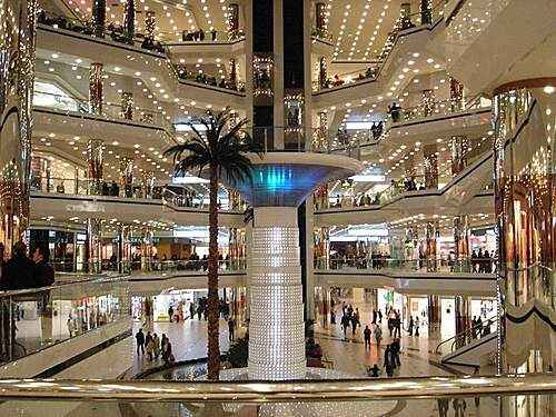 Cevahir Mall Istanbul Top 10 Largest Shopping Malls in the World