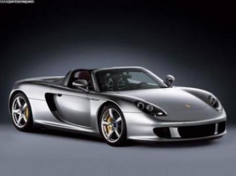 Porsche Carrera GT Top 10 Most Expensive Cars In 2011 2012