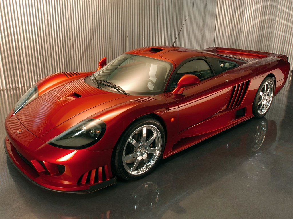 Saleen S7 Twin Turbo Top 10 Most Expensive Cars In 2011 2012