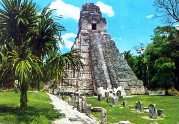 Tikal E1319819607216 Top 10 Most Por Historical Places In The World